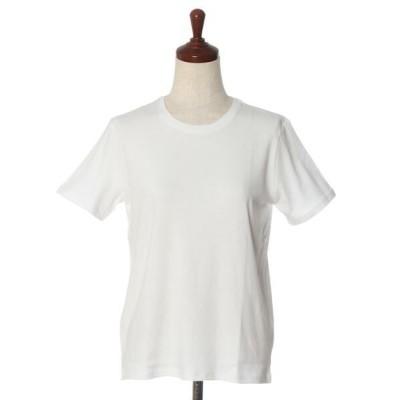 I.T.'S. international/イッツインターナショナル ベーシックTシャツ《スビン綿MIXフライス》《CLEANSE(R)》 ホワイト 07
