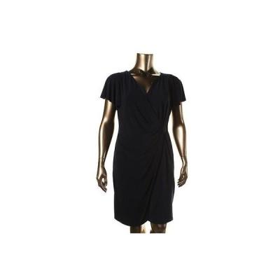 ドレス 女性  アメリカンリビング American Living 4797 レディース プルオーバーEmbellished Wear to Work ドレス
