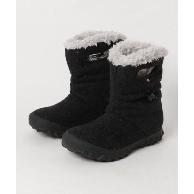 ブーツ BOGS/全天候対応型ブーツ/B-MOC WOOL/B-MOC QUILTED PUFF
