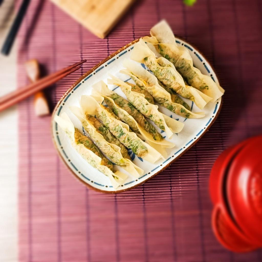 黃正宜生酮餐 10卡鍋貼