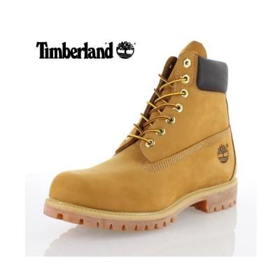 Timberland ティンバーランド 6IN PREM BT  TB010061 ウィート メンズ ブーツ 7N-10061
