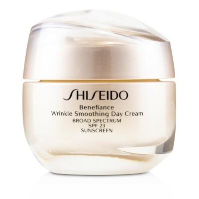 資生堂 保湿 トリートメント Shiseido ベネファイナンス リンクル スムージング デイ クリーム SPF23 50ml
