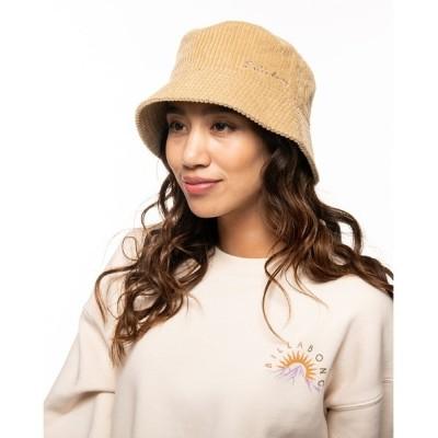 BILLABONG / BILLABONG レディース CORDUROY BUCKET HAT バケットハット 【2021年秋冬モデル】/ビラボンコーデュロイバケハ(バケットハット) WOMEN 帽子 > ハット