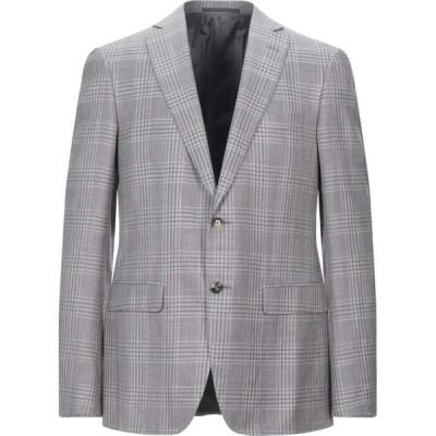 パルジレリ PAL ZILERI メンズ スーツ・ジャケット アウター blazer Grey