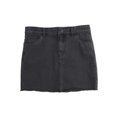 NAME IT® デニムスカート スチールグレー 8 オーガニックコットン 100% デニムスカート