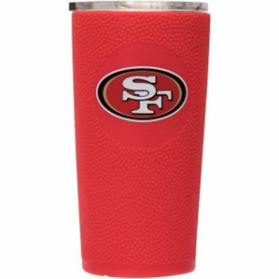 The Memory Company ザ メモリー カンパニー スポーツ用品  San Francisco 49ers 20oz. Stainless Steel with 3D Silico