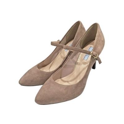 パンプス ILIMA イリマ EVOL イーボル (id1876)ポインテッドトゥワンストトラップパンプス シューズ 靴 お取り寄せ商品