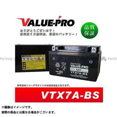 【無料雑誌付き】eParts バッテリー関連パーツ Value Pro バッテリー 充電済み 互換 YTX7A-BS FTX7A-BS GTX7A-…