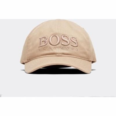 ヒューゴ ボス BOSS メンズ キャップ 帽子 Fero Cap Sand