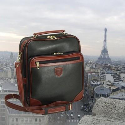 ショルダーバッグ 日本製 豊岡製 A4 合皮 メンズ 斜めがけ 縦型 ビジネスバッグ 出張 斜めがけバッグ メッセンジャーバッグ 男性