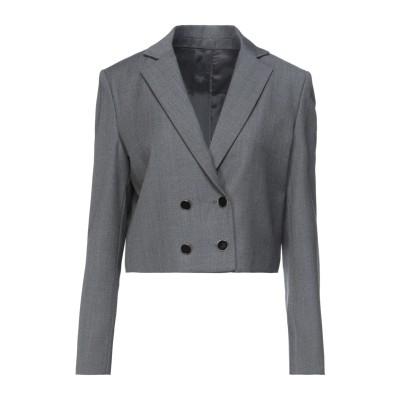 ロートレ ショーズ L' AUTRE CHOSE テーラードジャケット 鉛色 38 ウール 100% テーラードジャケット