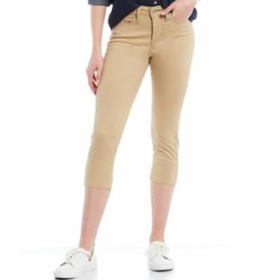 リーバイス レディース デニムパンツ ボトムス 311 Shaping Capri Skinny Jeans Coolest Incense