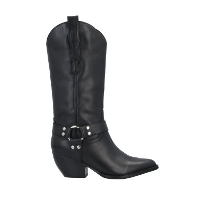 ジェフリーキャンベル JEFFREY CAMPBELL ブーツ ブラック 37 革 ブーツ