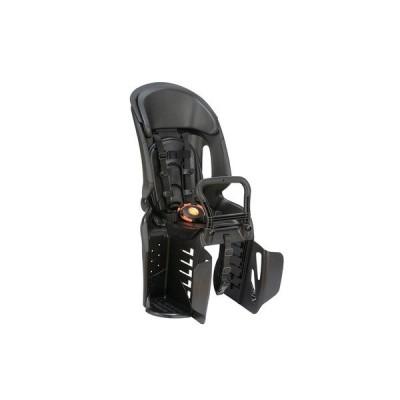 ヘッドレスト付き後ろ用子供乗せ(自転車用チャイルドシート) 〔OGK〕RBC-011DX3 ブラック(黒)/ブラック(黒)〔代引不可〕