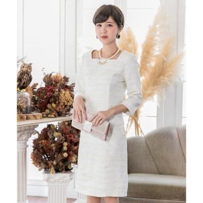ドレス 結婚式・お呼ばれに対応セットアップドレス