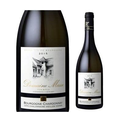 エントリー+5% 5/15、16限定 ワイン ブルゴーニュ コート シャロネーズ ヴィエーユ ヴィーニュ ブラン 2015 ドメーヌ マッス 母の日 父の日