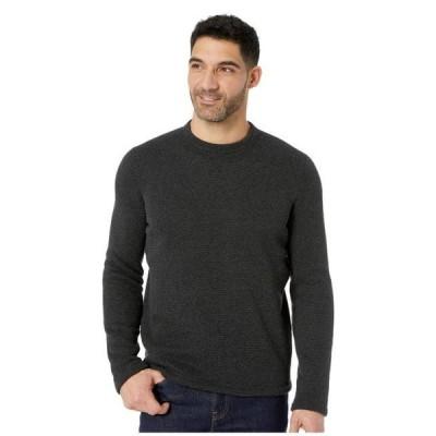 スマートウール メンズ スウェット Hudson Trail Fleece Crew Sweater