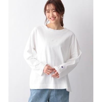 tシャツ Tシャツ 【Champion】別注ロンT【一部店舗限定】/917019