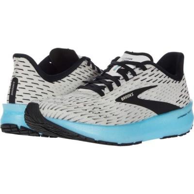 ブルックス Brooks レディース ランニング・ウォーキング シューズ・靴 Hyperion Tempo White/Black/Iced Aqua
