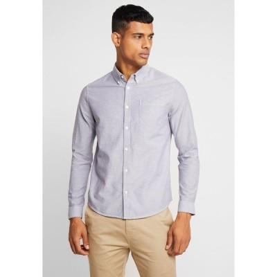 バートン シャツ メンズ トップス OXFORD - Shirt - grey