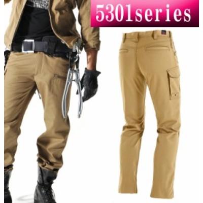 バートル カーゴパンツ 5302 秋冬 作業服 作業着 ズボン 5301シリーズ