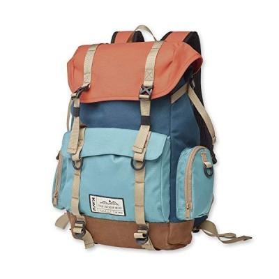 KAVU Camp Sherman Backpack Compact Travel Bag - Forest Ranger 並行輸入品