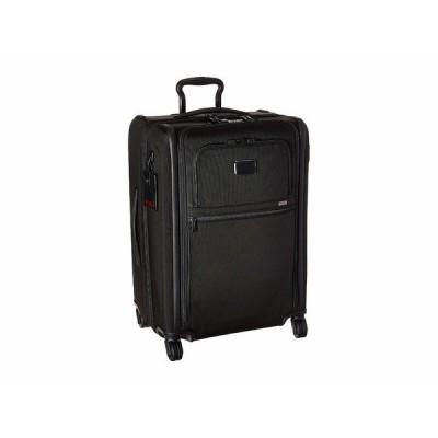 トゥミ ボストンバッグ バッグ メンズ Alpha 3 Short Trip Expandable 4 Wheeled Packing Case Black