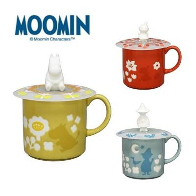 MOOMIN(ムーミン)カップカバー付マグ 選べるキャラクター