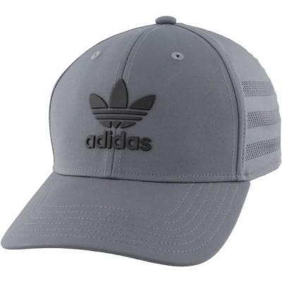 アディダス メンズ 帽子 アクセサリー adidas Originals Men's Beacon II Precurve Snapback Hat