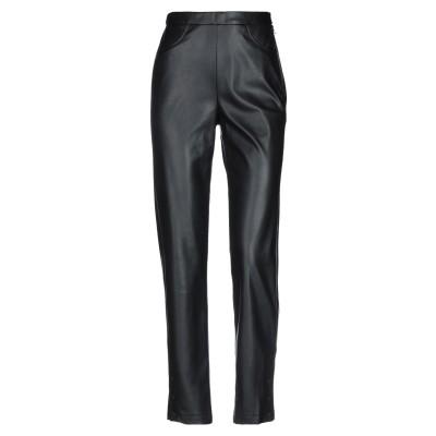 パトリツィア ペペ PATRIZIA PEPE パンツ ブラック 38 ポリウレタン 100% パンツ