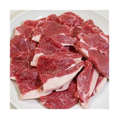 生ラム ジンギスカン もも・かた 焼肉用 200g 自家製タレ付属