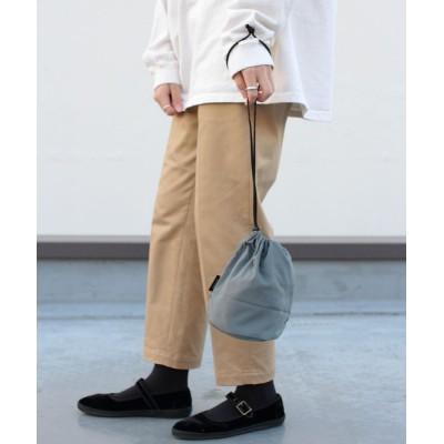 STEPS / STANDARD SUPPLY / スタンダードサプライ 巾着 DRAW STRING POUCH S【SIMPLICITY】 WOMEN バッグ > ハンドバッグ