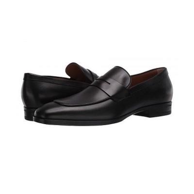BOSS Hugo Boss ボス メンズ 男性用 シューズ 靴 ローファー Kensington Loafer by BOSS - Black