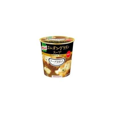 ds-1456899 【まとめ買い】味の素 クノール スープDELI オニオングラタンスープ 14.5g×18カップ(6カップ×3ケース)