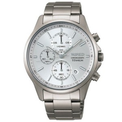 【正規品】WIRED ワイアード 腕時計 SEIKO セイコー AGAT427 メンズ スタンダード クオーツ