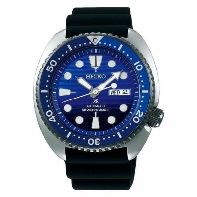 腕時計 セイコー   NEW Seiko SRPC91 Prospex Turtle SPECIAL EDITION Save The Ocean 45mm Rubber Watch