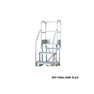 ピカ 階段両手すりFG型作業台用オプションパーツ天場三方 FG-TE10B
