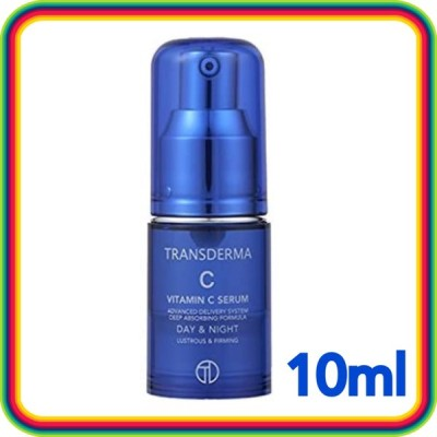 トランスダーマC 10ml 美容液 ビタミンC 美肌 ハリ 国内正規品