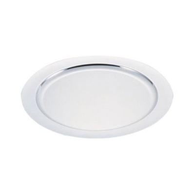 UK18-8 プレーンタイプ丸皿 10インチ  丸皿(洋食宴会用)