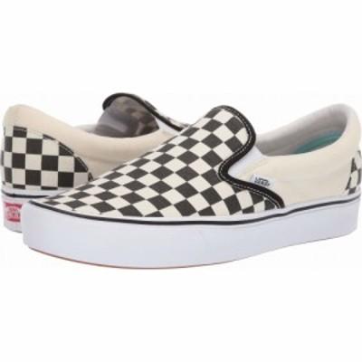 ヴァンズ Vans レディース スリッポン・フラット シューズ・靴 ComfyCush Slip-On Checkerboard/True White