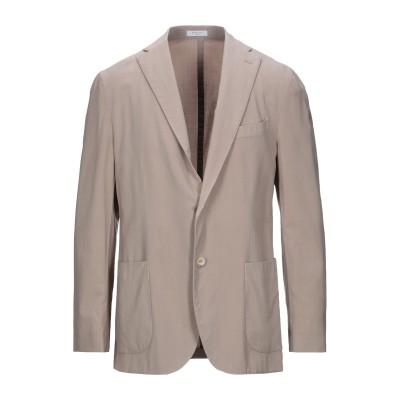ボリオリ BOGLIOLI テーラードジャケット ベージュ 48 バージンウール 100% テーラードジャケット