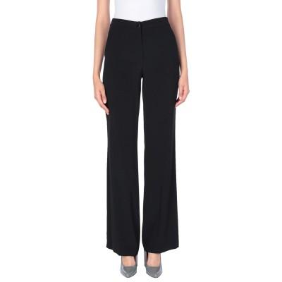 リュー ジョー LIU •JO パンツ ブラック 40 レーヨン 99% / ポリウレタン 1% パンツ