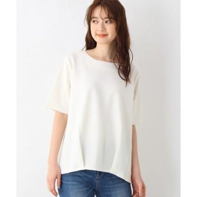 tシャツ Tシャツ <WEB限定・LLサイズあり>バックボタンプルオーバー