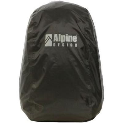 アルパインデザイン トレッキング アウトドア ザックカバー ザックカバー 20-30 ADA-Y20-014-053 CHA チャコール