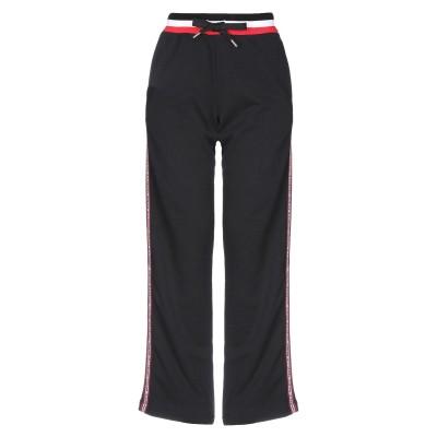 GAëLLE Paris パンツ ブラック 1 コットン 100% パンツ