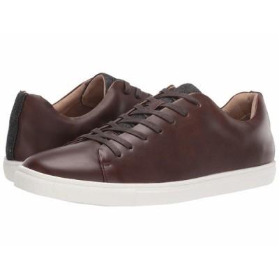 ケネスコール スニーカー シューズ メンズ Stand Sneaker C Brown 2