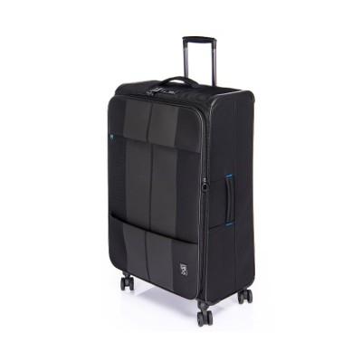 (Finoxy-ZERO/フィノキシーゼロ)フィノキシーゼロ スーツケース ソフト 超軽量 大容量 拡張 80L~88L Finoxy ZERO fnzr-72/ユニセックス ブラック