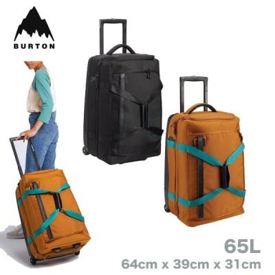 バートン キャリーバッグ W22JP-116061 Burton Wheelie Cargo 65L Travel Bag ウィーリー カーゴ 65L トラベルバッグ ソフトキャリーバッグ ソフトスーツケース