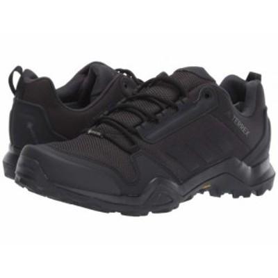 adidas Outdoor アディダス メンズ 男性用 シューズ 靴 ブーツ ハイキング トレッキング Terrex AX3 GTX Black/Black/Carbon【送料無料】