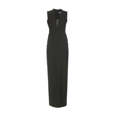エリザベスアンドジェームス ELIZABETH AND JAMES ロングワンピース&ドレス ブラック 0 ポリエステル 54% / レーヨン 38